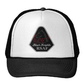 SINGAPORE AIR FORCE BLACK KNIGHTS RSAF CAP