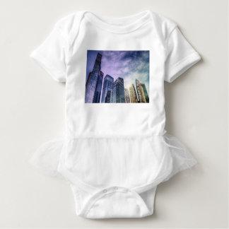Singapore City Baby Bodysuit