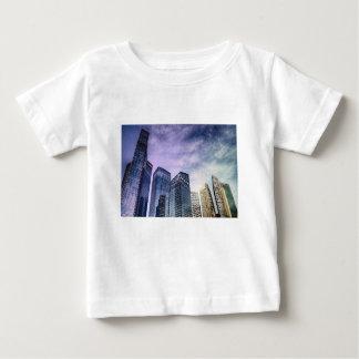 Singapore City Baby T-Shirt