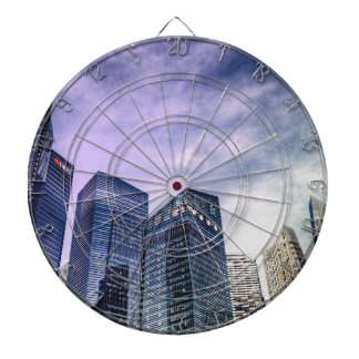 Singapore City Dartboard
