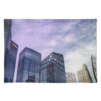 Singapore City Placemat