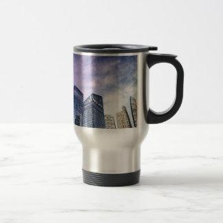 Singapore City Travel Mug
