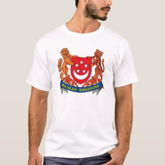 Singapore Coat of Arms T-shirt