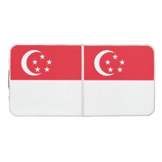Singapore Flag Pong Table