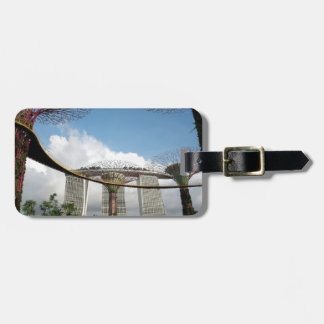 Singapore - Garden By The Bay and Marina Bay Sands Bag Tag