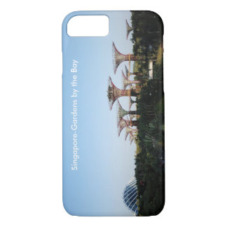 Singapore-Gardens by the Bay iPhone 8/7 Case