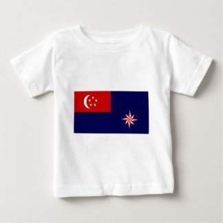 Singapore Government Ensign Baby T-Shirt