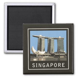 Singapore Marina Bay Sands Magnet