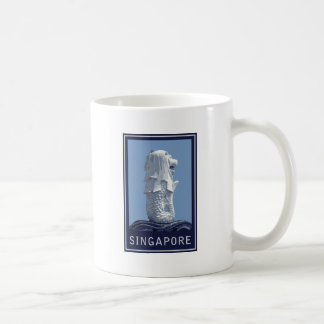 Singapore Merlion Coffee Mug