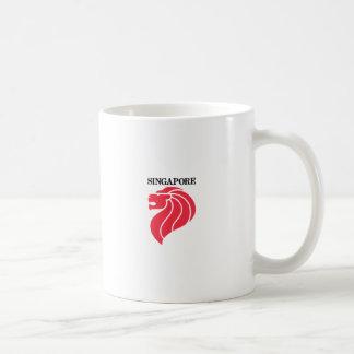 singapore merlion mug