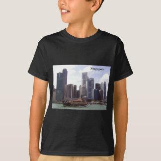 Singapore Port (by St.K) T-Shirt