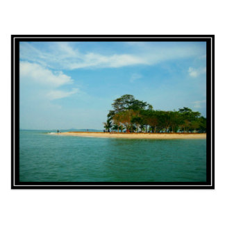 Singapore - Pulau Ubin Postcard