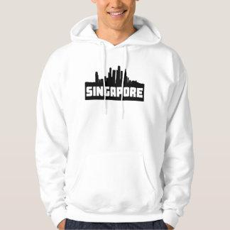 Singapore Skyline Hoodie