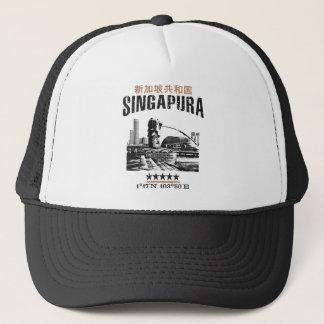 Singapore Trucker Hat