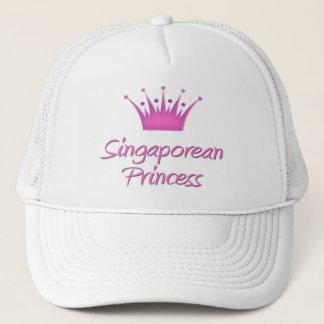 Singaporean Princess Trucker Hat