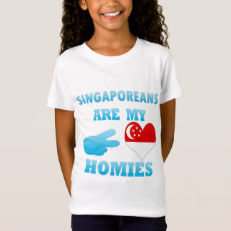 Singaporeans are my Homies T-Shirt