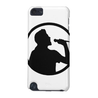 Singer Icon - Karaoke Logo iPod Touch (5th Generation) Cover
