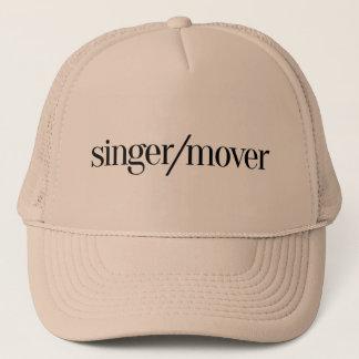 Singer/Mover Baseball Hat