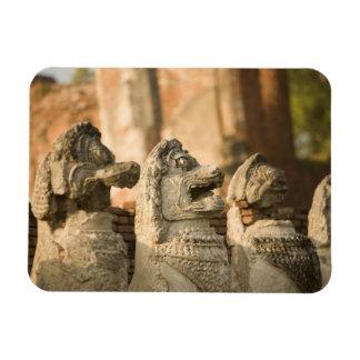 Singhat Wat Thammikarat Rectangular Photo Magnet