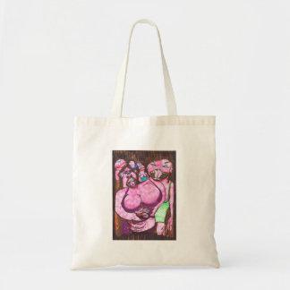 Singin' Dolls Canvas Bags