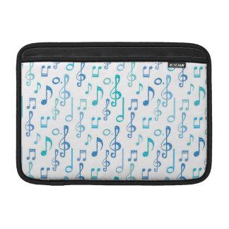 Singin' the Blues MacBook Sleeve