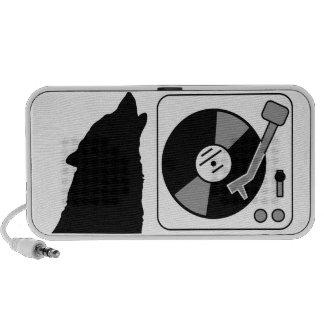 Singing Dog Doodle Speakers