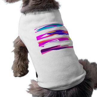 Singing Sleeveless Dog Shirt