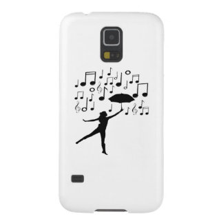 Singing in The Rain Galaxy S5 Cover