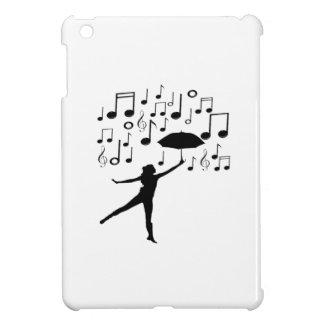 Singing in The Rain iPad Mini Case