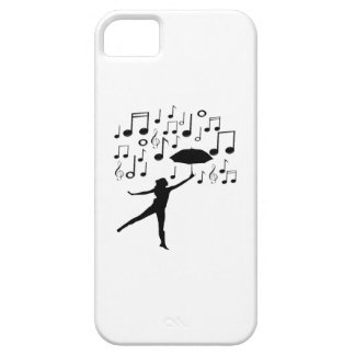 Singing in The Rain iPhone 5 Cover