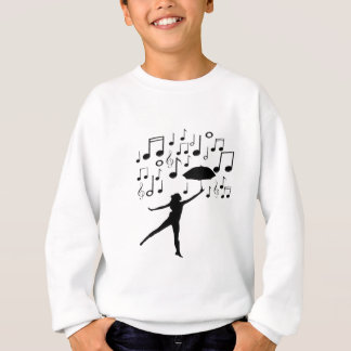 Singing in The Rain Sweatshirt