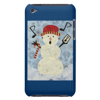 Singing in The Snow Ipod Case iPod Touch Case