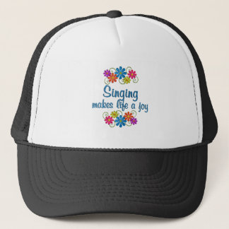 Singing Joy Trucker Hat