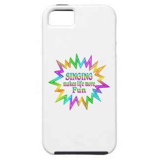 Singing More Fun Case For The iPhone 5