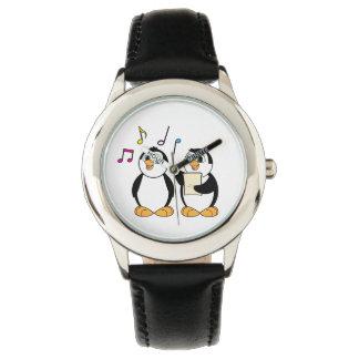 Singing Penguins Watch