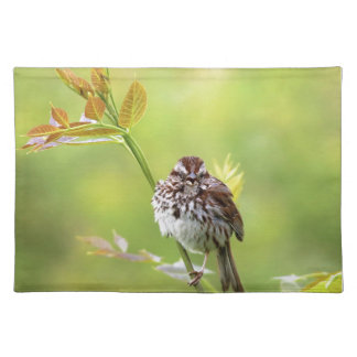 Singing Sparrow Placemat
