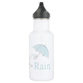 Singing Through the Rain Water Bottle