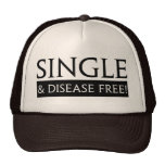 Single And Disease Free!
