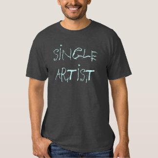 Single Artist T shirt