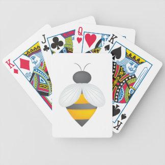 Single Bee Poker Deck