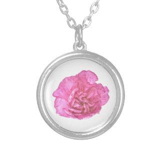 Single Carnation Necklace