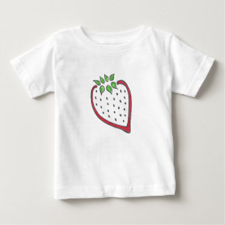 Single Cute Strawberry Shirt