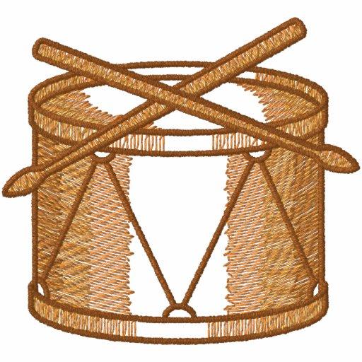 Single Drum and drumsticks