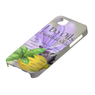 Single Essential Oils iPhone 5 Cover