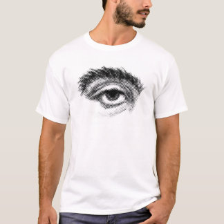 Single Eye Halftone T-Shirt