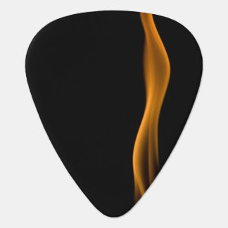 Single Flame Guitar Pick