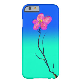 Single Flower Barely There iPhone 6 Case