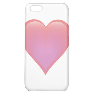 Single Heart iPhone 5C Cases