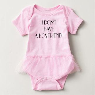 Single lady baby bodysuit