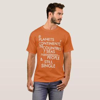 Single Men's Designed T-shirts
